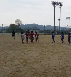 U-12 リーグ戦。