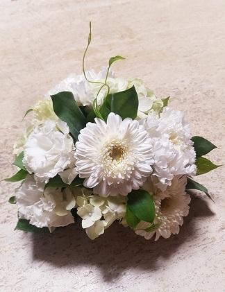 結婚式 お花