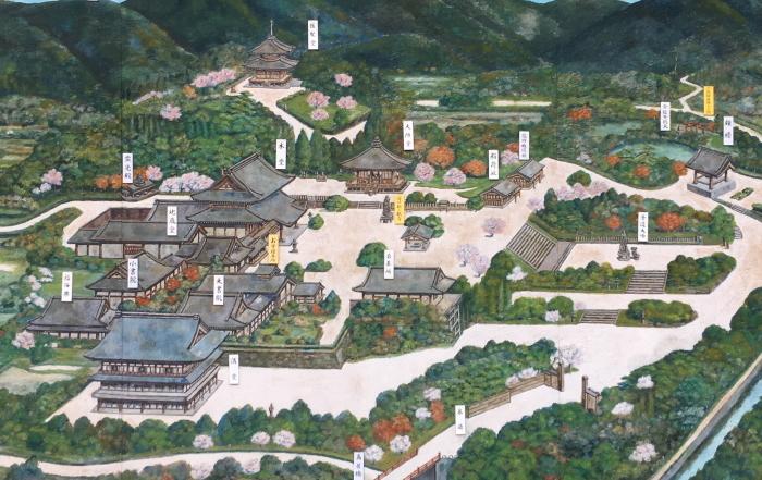 今熊野観音寺全景