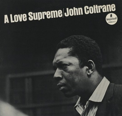John Coltrane A Love Supreme Impulse! A-77