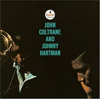 John Coltrane And Johnny Hartman A-40