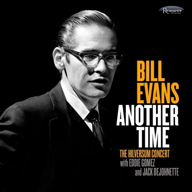Bill Evans  Another Time The Hilversum Concert Resonance Records HLP-9031
