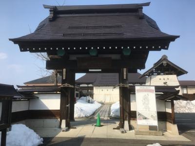 禅会寺の山門(伝・移築門)