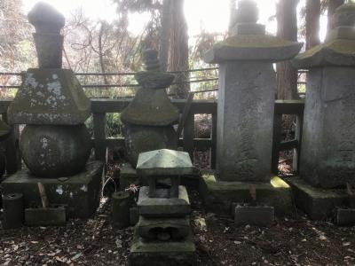 結城宗広公墓