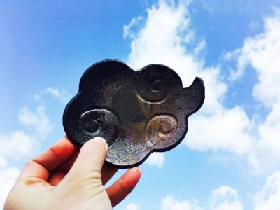 金山焼雲のお皿ファミリー_170316_0049