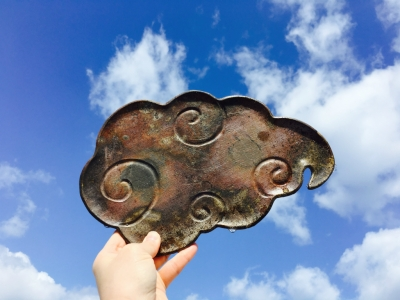 雲のお皿イメージ代表写真