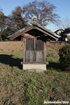 稲荷神社(蓮田市閏戸)2