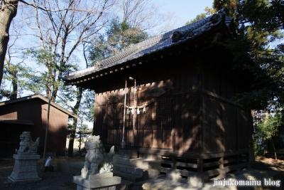 久伊豆神社(蓮田市井沼)11