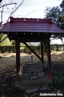 久伊豆神社(蓮田市井沼)6