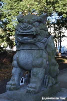 久伊豆神社(蓮田市井沼)10