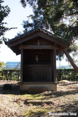 久伊豆神社(蓮田市井沼)17