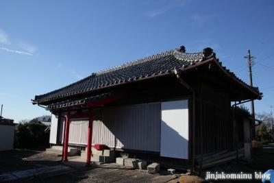 貝塚神社(蓮田市貝塚)5