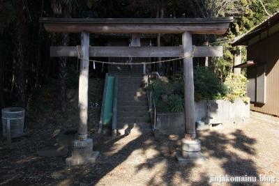 愛宕神社(蓮田市閏戸)2