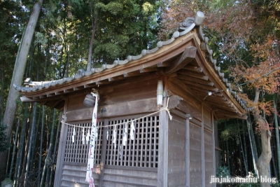 愛宕神社(蓮田市閏戸)5