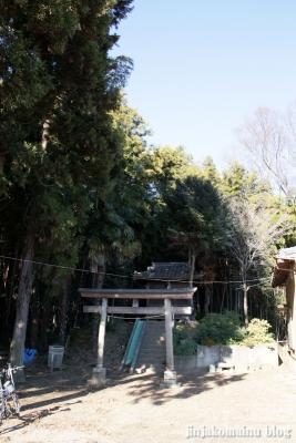 愛宕神社(蓮田市閏戸)1