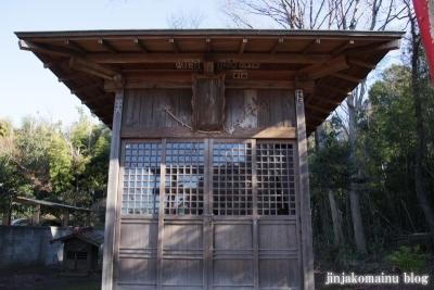 諏訪神社(北足立郡伊奈町小室)3