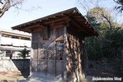 諏訪神社(北足立郡伊奈町小室)5