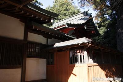 氷川神社(北足立郡伊奈町本町)10