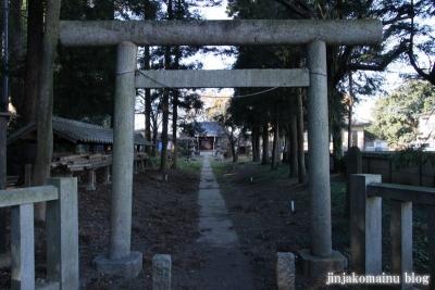 久伊豆神社(蓮田市閏戸)2