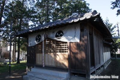 久伊豆神社(蓮田市川島)10