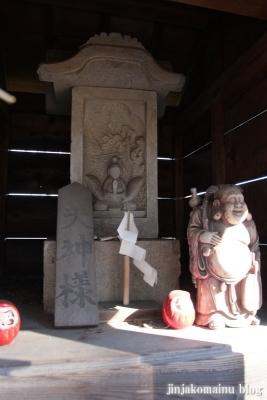 久伊豆神社(蓮田市川島)13