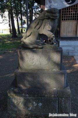 久伊豆神社(蓮田市川島)20