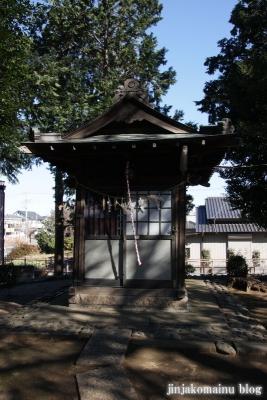 愛宕神社(蓮田市東)4