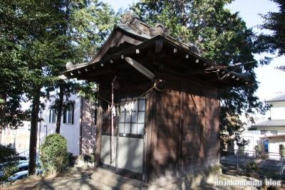 愛宕神社(蓮田市東)5