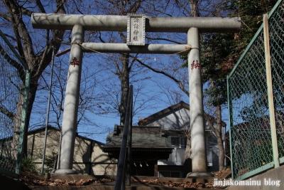 諏訪神社(蓮田市蓮田)2