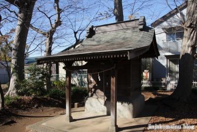 諏訪神社(蓮田市蓮田)5