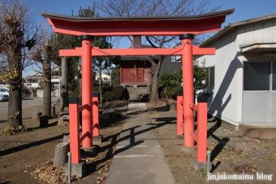 浅間神社(北足立郡伊奈町小室)2