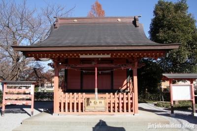 氷川神社(上尾市原市)5