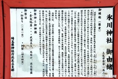 氷川神社(上尾市原市)8