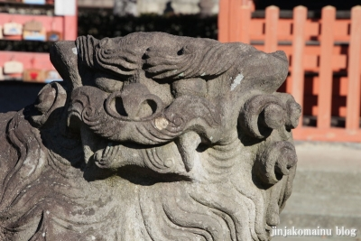 氷川神社(上尾市原市)20