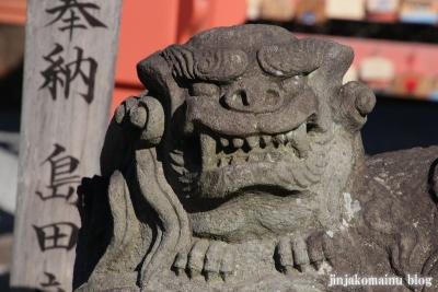 氷川神社(上尾市原市)21