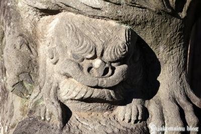 氷川神社(上尾市原市)22