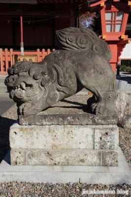 氷川神社(上尾市原市)11