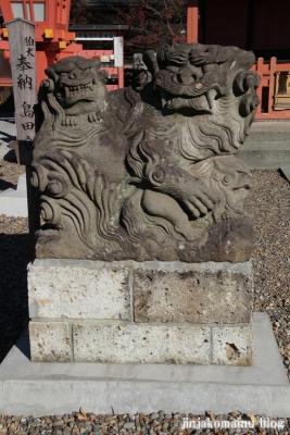 氷川神社(上尾市原市)15