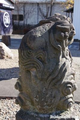 氷川神社(上尾市原市)18