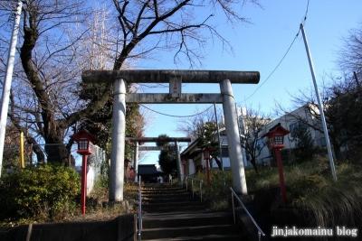 愛宕神社(上尾市原市)1