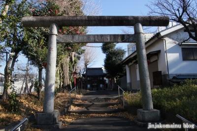 愛宕神社(上尾市原市)4
