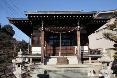 日枝神社(上尾市原市)4