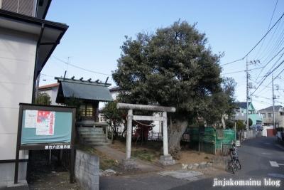 新明神社(上尾市原市)1