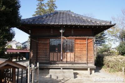 白山神社(上尾市原市)5