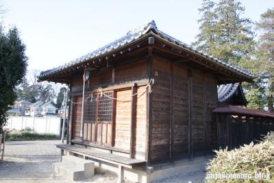白山神社(上尾市原市)7