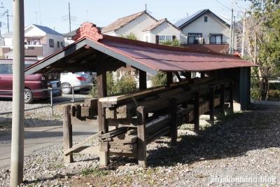 白山神社(上尾市原市)10