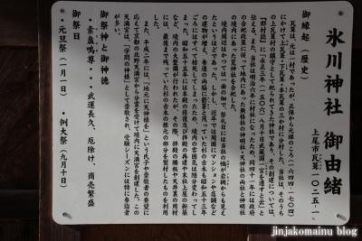 瓦葺氷川神社(上尾市瓦葺)8