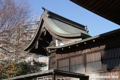 瓦葺氷川神社(上尾市瓦葺)10