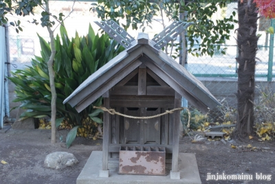 瓦葺氷川神社(上尾市瓦葺)11