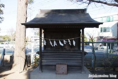瓦葺氷川神社(上尾市瓦葺)12